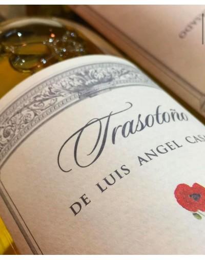 Vino blanco Trastoño de Luis Ángel Casado - Bodegas Jilabá
